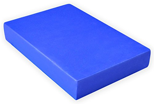 YogaAccessories 2'' Foam Yoga Brick