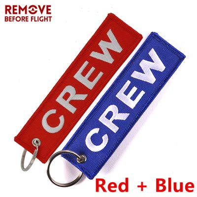 Amazon.com: Key Rings Remove Before Flight Car-Styling ...