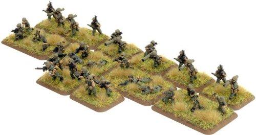 (Flames Of War Vietnam Weapons And Anti-tank Platoons (with Mortar, Machine-gun)