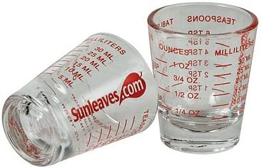 How much is 20 ml in tsp