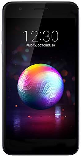 LG Electronics K30 Factory Unlocked Phone, 16GB (U.S. Warranty) - 5.3' - Black (Renewed) (Lg Verizon Unlock Cell Phones)