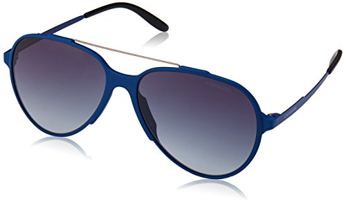 Carrera 118/S Sunglasses CA118S-0T6M-HD-5716 - Blue Frame, Gray Gradient Lenses, Distance (118 Glass)