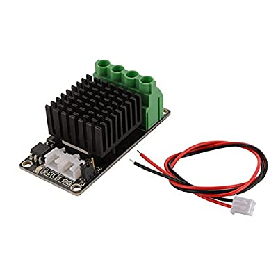Adealink 3D Printer Accessories Heating Controller 30A Heatbed MKS MOS MOSFET Module Expansion