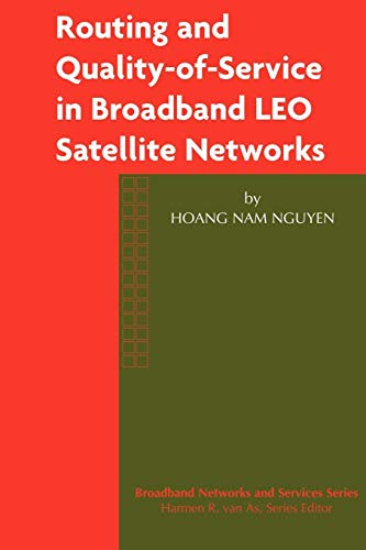 Routing and Quality-of-Service in Broadband LEO Satellite