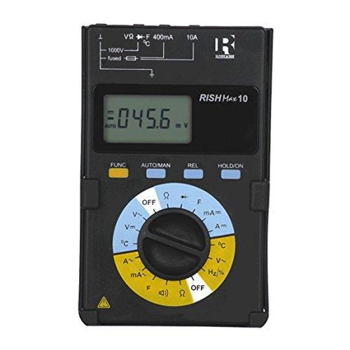 Rishabh Max10 Autorange Digital Multimeter Price & Reviews