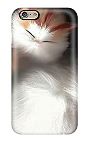 Iphone 6 Case Bumper Tpu Skin Cover For Pokemon Cats Accessories With Free Screen Protector