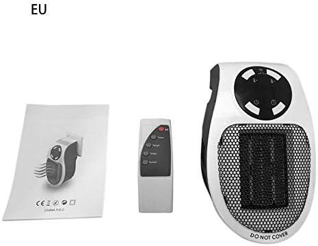 HoganeyVan Mini Calentador, 500 W Calentador eléctrico portátil ...