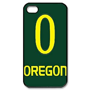 Xinta Custom Designer Personalized Cool Oregon Ducks TPU Cover Case for iphone 4 XITA3711077