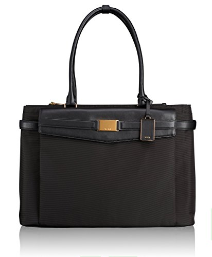 Tumi Larkin Hayward Triple Compartment Tote, Black by Tumi