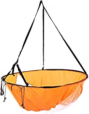 Sail Wind Paddle Eco-Friendly Ultralight Portable Foldable High Transparency Special Sail Wind Paddle for Kaya