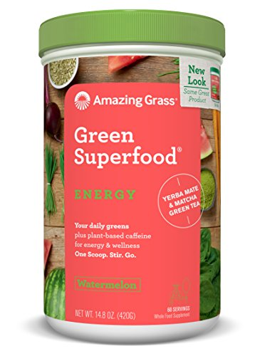Amazing Grass Superfood Energy Watermelon