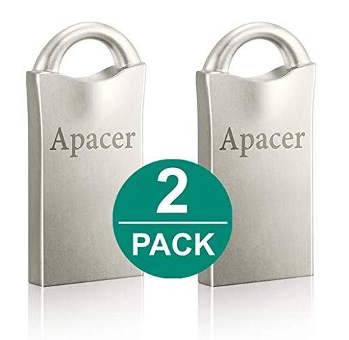 APACER AH158 32GB 3.0 Flash ASHY (Pack of 2) ()