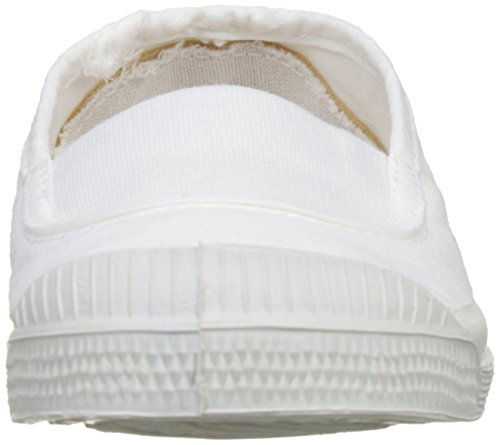 Bensimon Tennis Elastique Enfant - Botas Unisex Niños Blanc (Blanc)