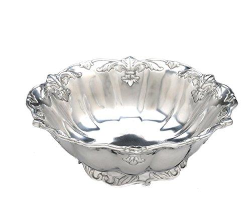 Arthur Court Fleur-De-Lis 12-Inch Salad Bowl by Arthur Court