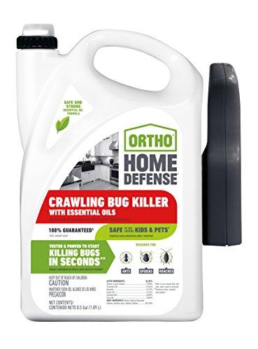 Ortho Home Defense Crawling Bug Killer with Essential Oils RTU Trigger 0.5 GAL by Ortho