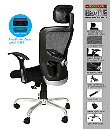 APEX AM-5005 Beatle HIGH Back Office Chair
