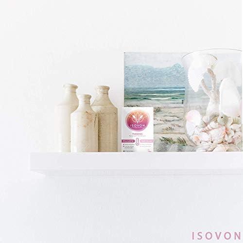 ISOVON Thermo | Suplemento de menopausia con trébol rojo y fito 8 ...