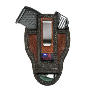 SMITH & WESSON M&P SHIELD CONCEALED IWB HOLSTER - MADE IN U.S.A.
