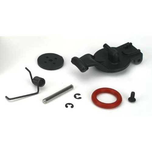 Lst2 Losi (Losi B5003 Fuel Tank Lid & Spring: LST LST2 AFT MGB by Team Losi)