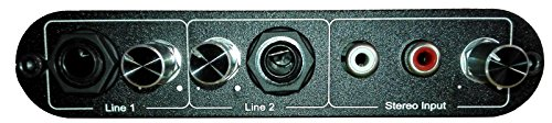 Factory Seconds : Karaoke Mixer : Dual Microphone, Stereo Music, Stereo Output, Balanced
