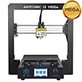 """ANYCUBIC I3 Mega 3D Printer Full Metal with Ultra Base Heated and 3.5"""" Touch Screen + Free 1kg PLA Filament"""