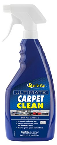 - Star brite Carpet Clean & Protect 22 oz Spray - Dissolves Grease, Grime, Odor & Repels Future Stains on All Rugs