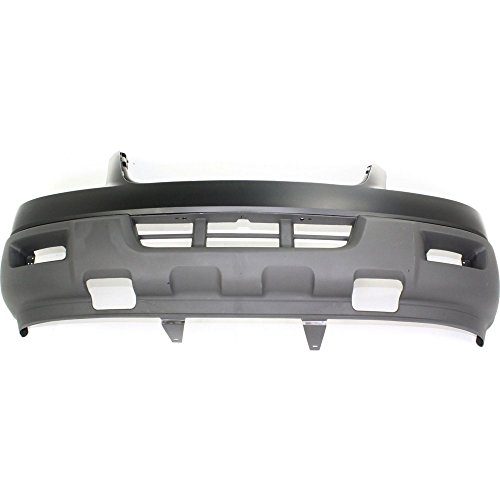 New Evan-Fischer EVA17872022620 Front BUMPER COVER Primed top; Unprimed bottom for 2004-2006 Ford Expedition (Ford Expedition Bumper Cover)