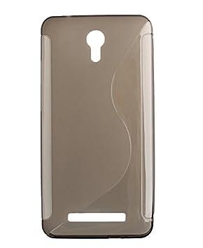 8e59b5fb264 Prevoa ® 丨Silicona S - Line Funda Cover Case para JIAYU S3 / S3 Advanced  5.5 Pulgadas Smartphone: Amazon.es: Electrónica