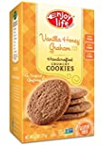 Enjoy Life Handcrafted Crunchy Cookie, Vanilla Honey Graham, 6.3 Ounce (Pack of 6)