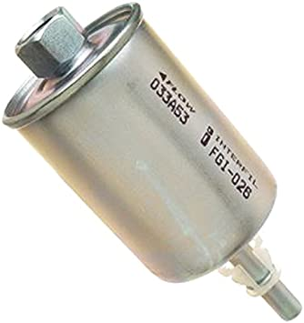 [DIAGRAM_4PO]  Amazon.com: INTERFIL Fuel Filter: Automotive | Buick Regal Fuel Filter |  | Amazon.com