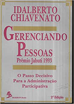 Gerenciando Pessoas - Idalberto Chiavenato 2ª Edição