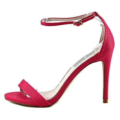 US pour Rose Steve Bonbon Femme Madden Frauen Sandales T6nnwqIa7