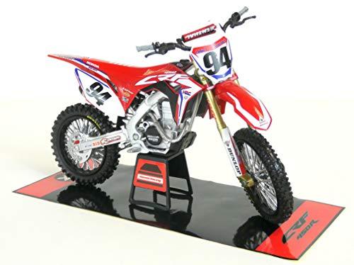 New Ray Toys 1:12 Ken Roczen HRC Honda CRF450R ()
