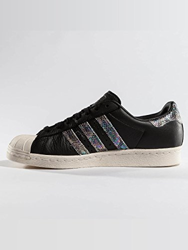 Black Core 80s Scarpe Core Sportive Uomo Black Superstar adidas Black Core q7COSn