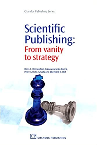 Scientific Publishing. From Vanity to Strategy