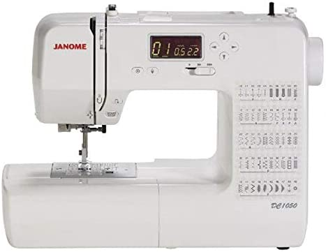 Janome dc1050 informatizado Máquina de coser: Amazon.es: Hogar