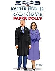 President Joseph R. Biden Jr. and Vice President Kamala Harris Paper Dolls: Commemorative Inaugural Edition