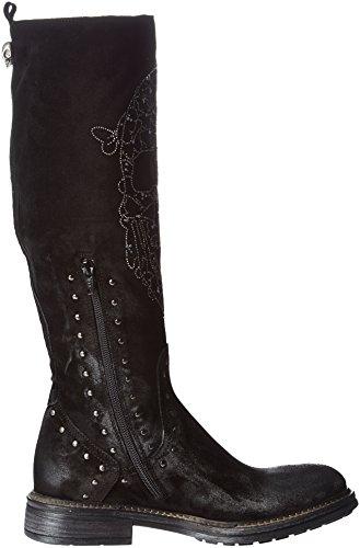 NOW Desert Femme Noir Boots Noir 3969 z8q0zrA