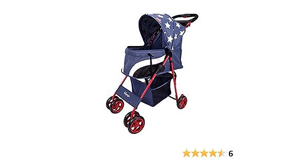 ibiyaya Pop Art Pet Stroller Starlit Captain