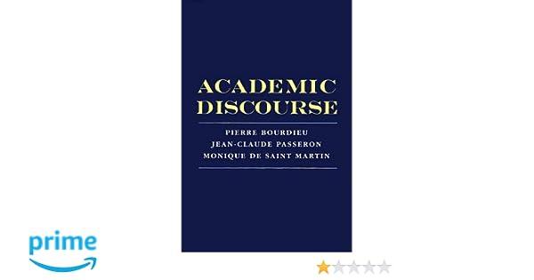 Amazon com: Academic Discourse: Linguistic Misunderstanding