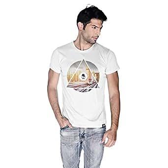 Creo Dubai T-Shirt For Men - S, White