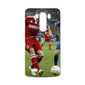 ORIGINE Bundesliga Pattern Hight Quality Protective Case for LG G3