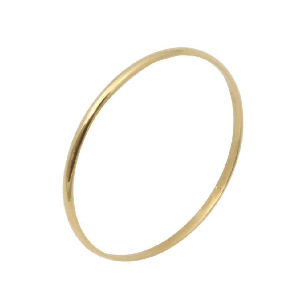 ゆるい指輪に重ね付けして使うリング