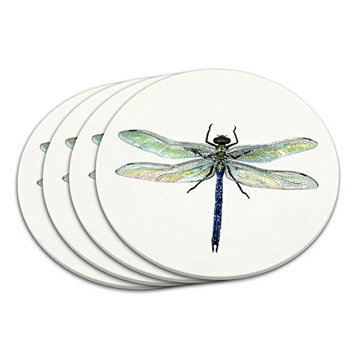 Dragonfly Coaster Set ()