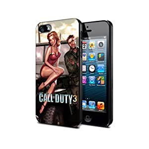 Call of duty 3 Cod303 Silicone Case Cover Protection For iPhone 5c @boonboonmart