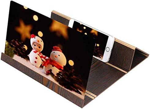 Pantalla De Aumento para Teléfono Celular,3D HD Protección contra ...