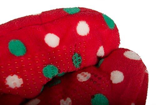 Donna Pelo Antiscivolo 788 Babbuccia Ciocca Articolo Pantofola Calzino Con Casa vpwqYtYI