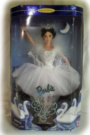 12' Collectors Edition - Barbie Swan Queen from Swan Lake 12' Collector Edition Doll