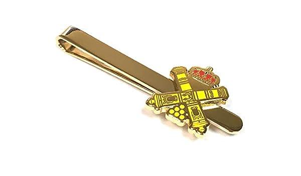 Gemelolandia Pasador de Corbata Emblema Artillería Española: Amazon.es: Ropa y accesorios