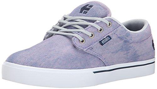 EtniesJameson 2 - skateboarding mujer azul - Blue (Blue/White/Navy)